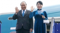 PM Phuc starts official visit to Sweden