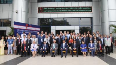 First Vietnam - Russia rectors' forum underway in Hanoi