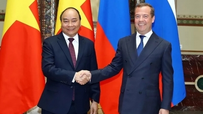 May 20-26: PM Nguyen Xuan Phuc pays official visit to Russia, Norway, Sweden