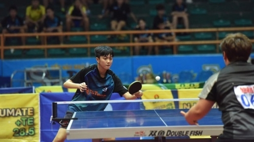 Nhan Dan table tennis tournament closes in Khanh Hoa province
