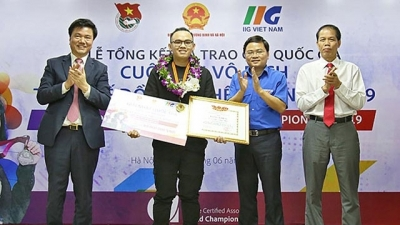 Three Vietnamese contestants win ticket to ACAWC's final round