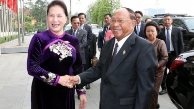 May 27 – June 2: Top Cambodian legislator pays official visit to Vietnam