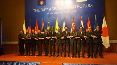 34th ASEAN-Japan Forum held in Hanoi