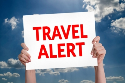 China issues US travel alert