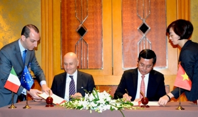 Vietnam, Italy strengthen education cooperation