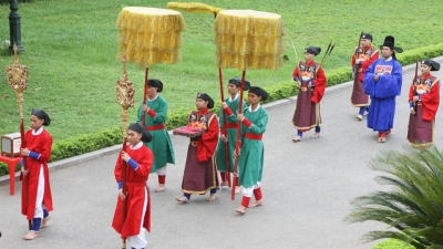 Traditional celebration of Doan Ngo festival replicated in Hanoi