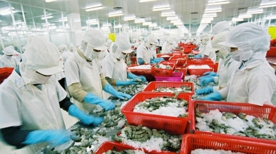 Aquatic product exports hit US$3.2 billion in five months