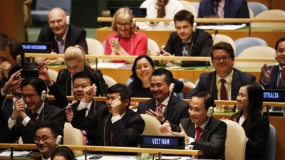 June 3-9: Vietnam wins seat on UN Security Council for the second time