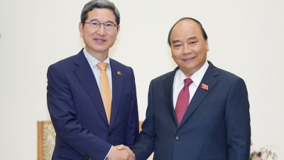 Vietnam attaches importance to enhancing extensive cooperation with RoK: PM