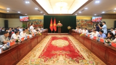 Deputy PM inspects implementation of Resolution 02 in Hai Phong