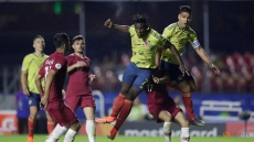 Colombia beat Qatar to make Copa quarterfinals