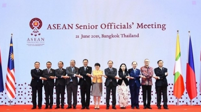 Vietnam attends ASEAN Senior Officials' Meeting in Thailand