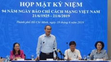 Activities observe 94th anniversary of Vietnam Revolutionary Press Day