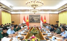 Vietnam, Indonesia launch first defence dialogue