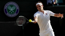 Federer seeded second at Wimbledon, Nadal drops to three