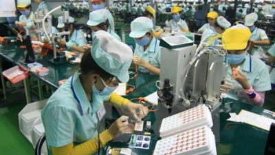 Foreign investment pledges to Vietnam hit US$18.47 billion in H1
