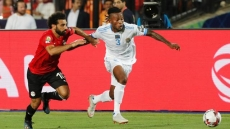 Salah on target as Egypt progress to last 16