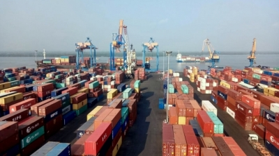 Import-export turnover reaches highest figure in six months