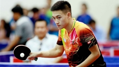 Golden Racket International table tennis event to begin