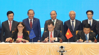 June 24-30: Vietnam – EU free trade, investment protection agreements signed