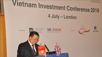 Vietnam Investment Conference held in London
