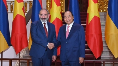 July 1-7: Armenian Prime Minister pays official visit to Vietnam