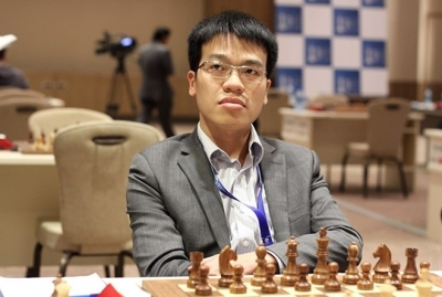 Grandmaster Le Quang Liem wins 2019 World Open