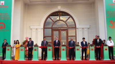 VND800 billion pharmaceutical factory inaugurated in Phu Yen