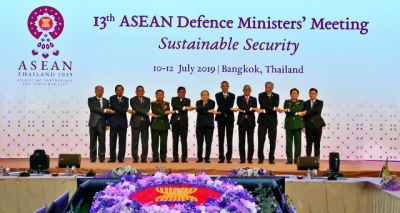 13th ADMM issues declaration on sustainable security