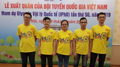 Vietnamese students shine at International Physics Olympiad