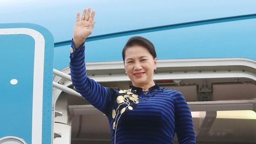 July 8-14: Vietnamese NA leader successfully concludes visit to China