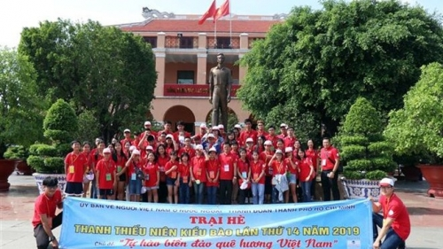 Ho Chi Minh City's summer camp for young expats begins