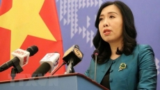 Vietnam is ready to resolve disputes, disagreements by peaceful measures: spokeswoman