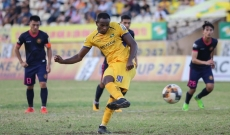 V.League: Song Lam Nghe An deprived of home win after stoppage-time penalty