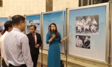 Exhibition highlights Lao late President Souphanouvong's attachment to Vietnam