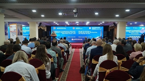 Thanh Hoa promotes investment, trade, tourism in Russia
