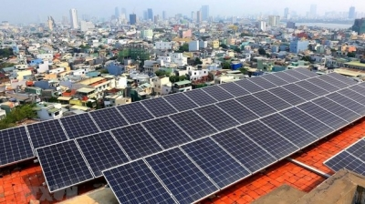 Programme to promote development of rooftop solar power launched