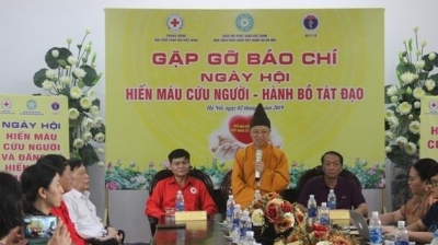 Vietnam Buddhist Academy to host blood donation festival