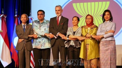 ASEAN's 52nd anniversary observed worldwide