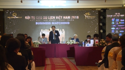 Around 1,000 CEOs of travel enterprises to gather