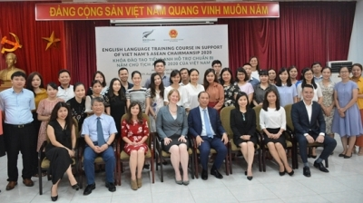 NZ provides English training course in support of Vietnam's ASEAN Chairmanship