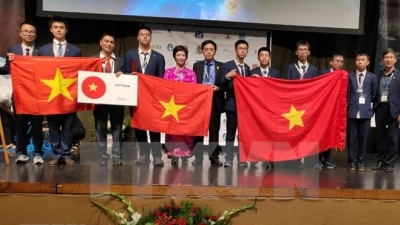 Vietnam claims seven medals at international astronomy-astrophysics olympiad