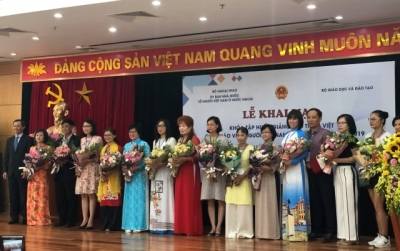 Training course held for overseas Vietnamese teachers