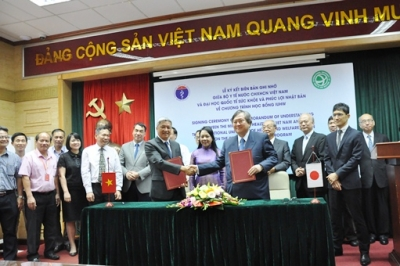 Vietnam, Japan collaborate in health personnel training