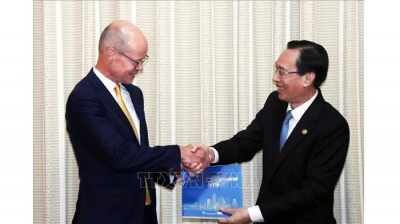 Ho Chi Minh City, Finland strengthen cooperation in education