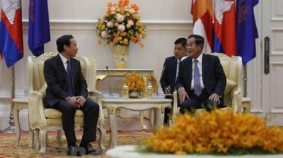Party official vows close ties with Cambodia