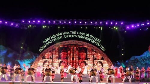 Cham Cultural Festival kicks off in Phu Yen