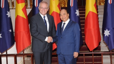 Deepening Vietnam-Australia strategic partnership