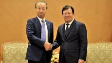 Vietnam attaches importance to economic cooperation with Japan: Deputy PM