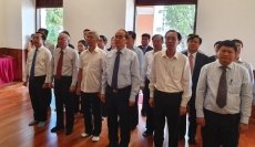 HCM City delegation begin visits to Singapore, Indonesia